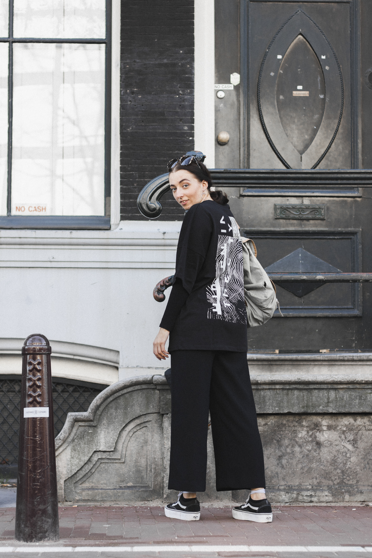Outfit: Daily Paper – Amsterdam