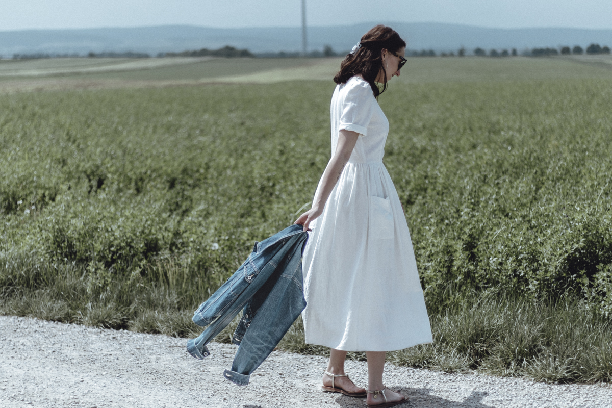Outfit: Linen Summer Style
