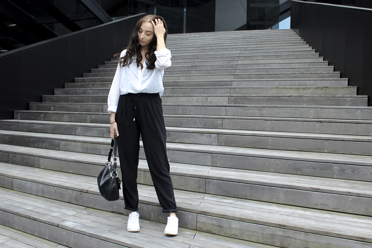 Outfit: Sporty Chic